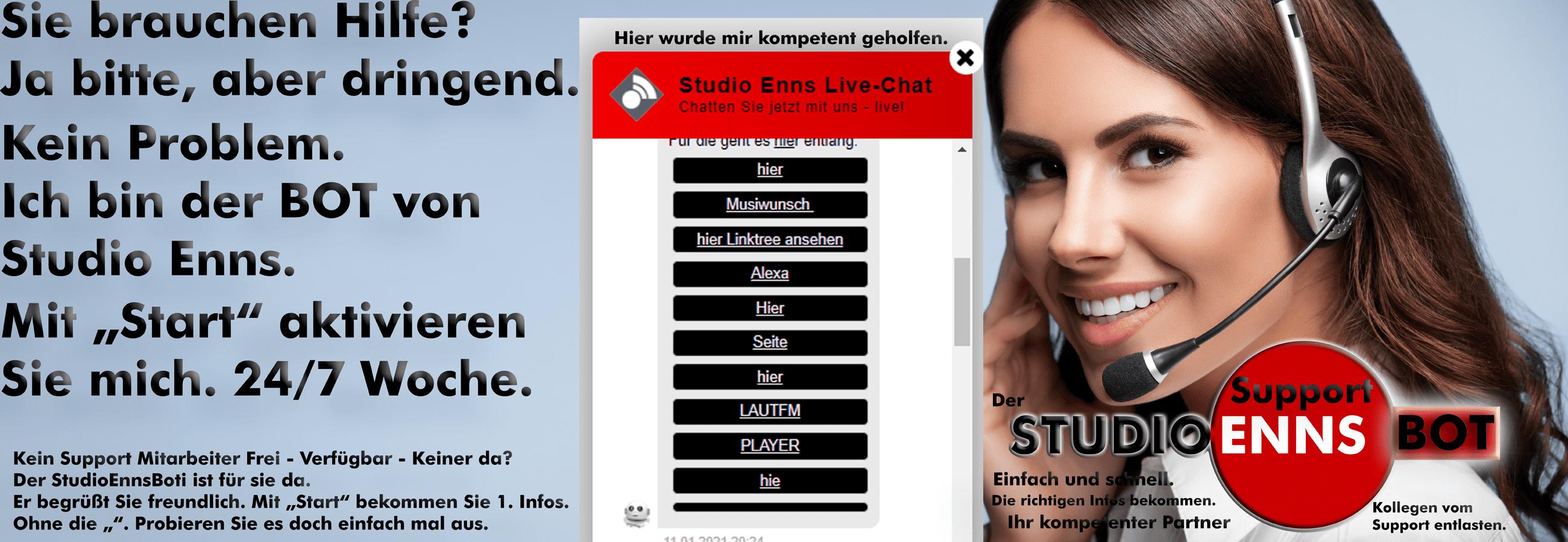 Studio Enns Bot - StudioEnnsBoti